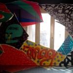 Invasion de street art dans un appartement de la Tour Paris 13