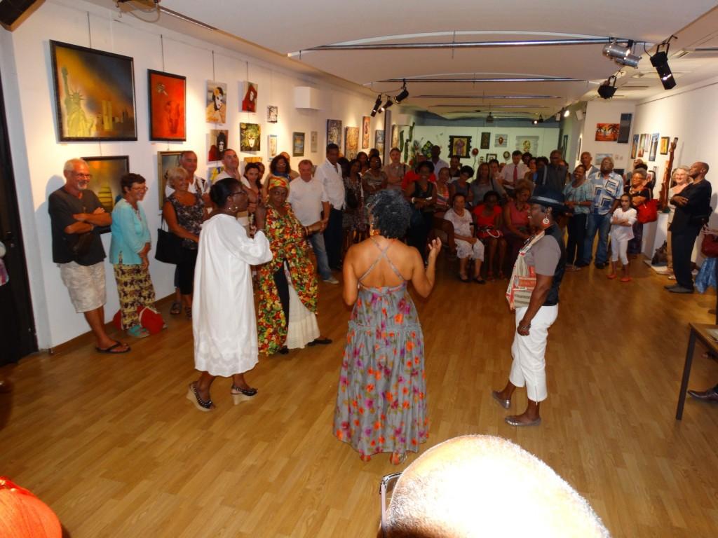 Exposition ATSCAF Martinique