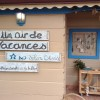 devanture de la boutique Un air de vacances