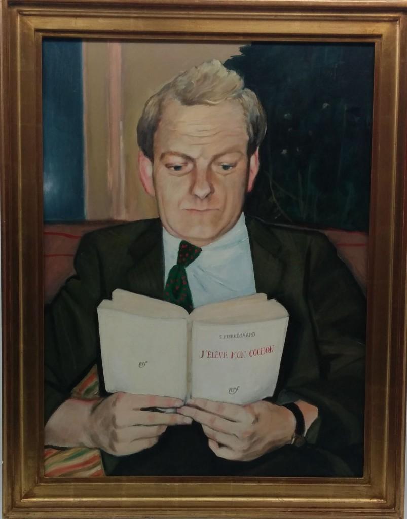 Portrait de Mr son mari
